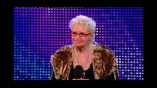 Video BRITAIN'S GOT TALENT 2013 - KELLY FOX (71 YR OLD ROCKER) MP3, 3GP, MP4, WEBM, AVI, FLV Mei 2018
