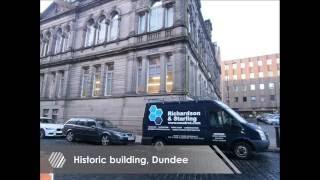 Basement waterproofing / tanking case study - Dundee