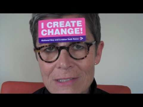 Kate Clinton on Creating change