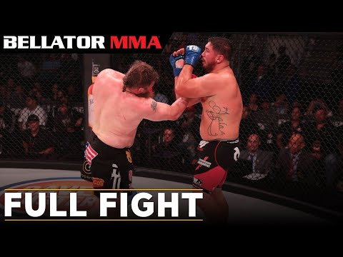 Roy Nelson vs. Javy Ayala Full Fight at Bellator 183