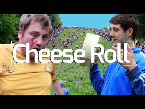 The Renegade Cheese Rollers of Cooper's Hill