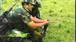 Tinh huong hai - Su co khi su dung sung coi - quan doi Colombia