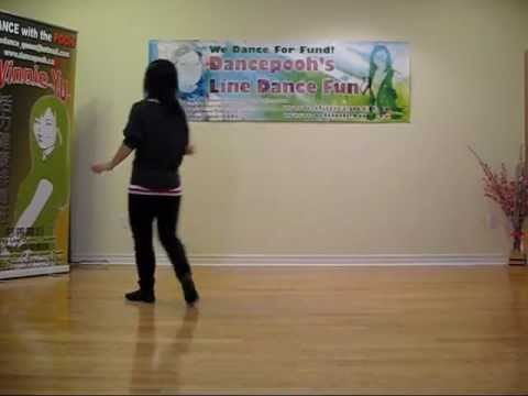 Sittrop - http://www.winnieyu.ca or http://www.dancepooh.ca Dance Start: 1:33 Choreographed by Francien Sittrop 48 count 4 wall Easy Intermediate line dance Walk thru ...