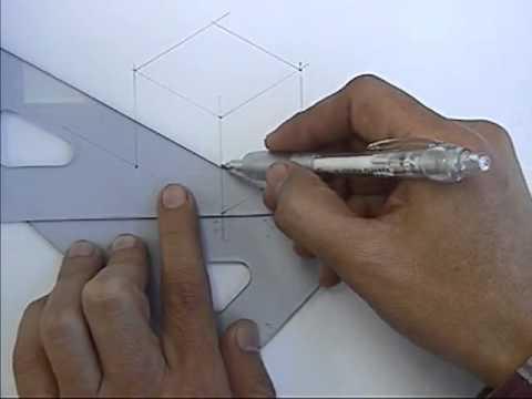 isometricos - El proceso de tranformación de vistas a sólido está en mi página web www.profesoraltuna.com , capítulo sólidos. Lo puedes ver en las animaciones. Puedes baja...