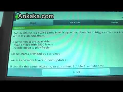 How to Download Apps for Your Android Tablet from Android Market - by Ankaka.com