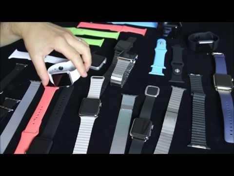 Apple Watch Bands / Bracelets Recommendations & Review | aBlogtoWatch
