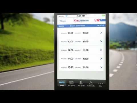 Video of Kystbussen