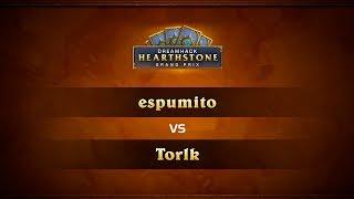 espumito vs Torlk, game 1