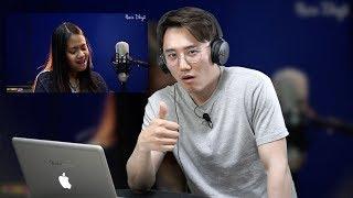 Reaction orang korea dengar