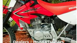 2. 2013 Honda CRF 100F - Review [techracers]