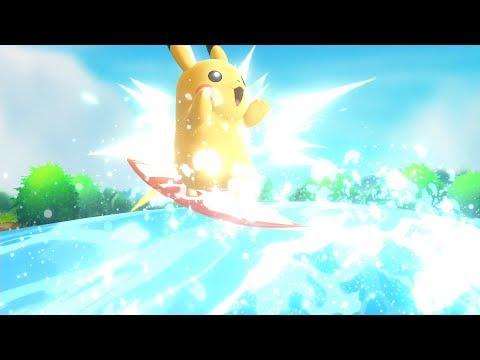 Personalize Your Adventure in Pokémon: Let's Go, Pikachu! or Pokémon: Let's Go, Eevee!