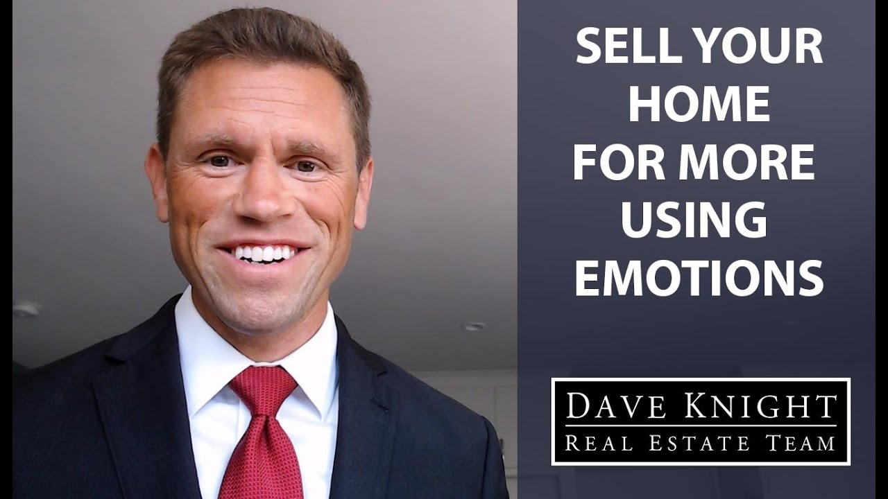 How You Can Use Emotion to Sell a Home Faster