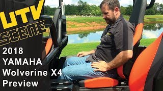 2. Yamaha Wolverine X4 Review