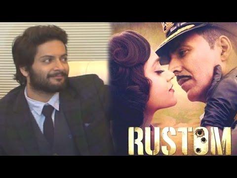 Ali Fazal Makes Fun Of Rustom