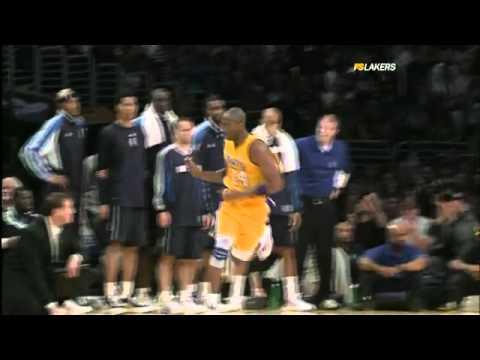 不認識Kobe別跟我說你看過NBA kobe超屌進攻+防守
