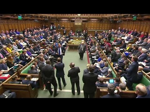 Στηρίζει το σχέδιο της κυβέρνησης για το Brexit η Βουλή των Κοινοτήτων