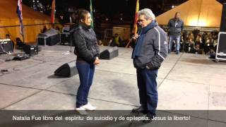 Ev.Carlos Annacondia Campaña Cordoba Jesus Te Ama Testimonio De Liberacion