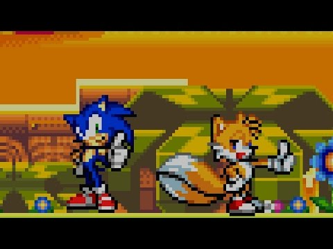 Sonic Advance 3 - Part 2 - Sunset Hill - Egg Ball No.2 - Special Stage 2