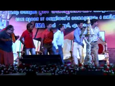 Comedy Skit arranged by Pax Events Private Limited for Kerala Financial Corporation