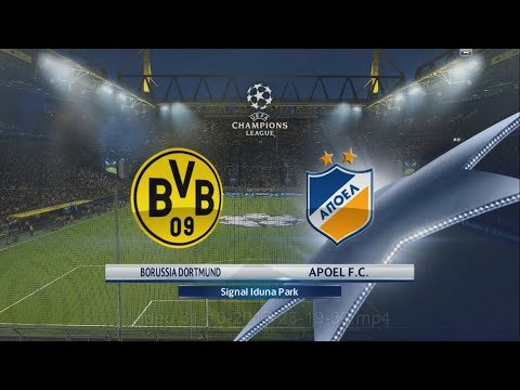 Dortmund Vs. APOEL FC 01/10/2017 | All Goals & Highlights | Champions League 2017 HD | GAMEPLAY