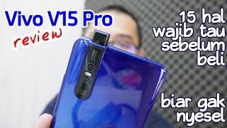 Video 15 hal wajib tau sebelum beli Vivo V15 Pro MP3, 3GP, MP4, WEBM, AVI, FLV Maret 2019