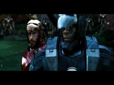 Iron Man 2 (TV Spot 5 'Attitude')
