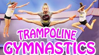 Hi Guys! This week, we went to a trampoline park to have some fun and practice our gymnastics! This place was soo much fun!  Have you ever been to one? Comment down below and let us know!  New to our channel? Our names are Madison (17), Gracie (15), Sierra (13) and Olivia (11) and together we are the Haschak Sisters! We have been dancing all of our lives and LOVE music! We just started this YouTube channel and hope you'll join us on our journey! We love meeting new friends!Like our videos? We would LOVE to connect with you online and let you know when we upload future videos on our channel! If you like THIS video and want to help spread the word, it's easy! Simply LIKE, FAVORITE, COMMENT and SHARE this video with YOUR friends on Facebook, Twitter & Instagram! That really helps a lot! We love you!! xoxoOFFICIAL HASCHAK SISTERS LINKSHaschak Sisters Gear Storehttp://Shop.HaschakSisters.comYouTubehttp://YouTube.com/HaschakSistersFacebookhttp://Facebook.com/HaschakSistersTwitterhttp://Twitter.com/HaschakSistersInstagramhttp://Instagram.com/HaschakSisters