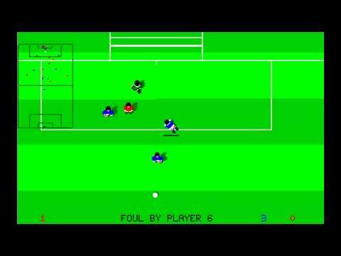 Kick Off Atari