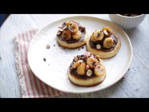 Nutty Professor Crumpets