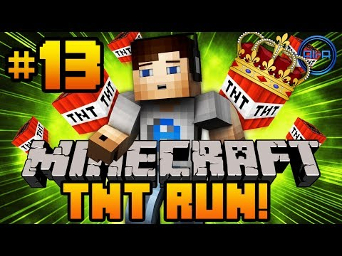 run - Minecraft TNT RUN - CAN I GET A MEDAL? :D ▻ ALL my TNT RUN videos - http://bit.ly/Keb20r ○ Minecraft TNT RUN #12 - http://youtu.be/EEVMfJgXtsI Minecraft Mini Games - TNT RUN! In this mini...