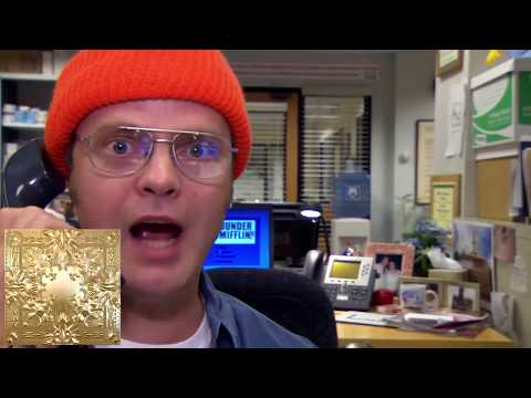 VIDEO: Kanye West Albums Described Using Clips From The Office