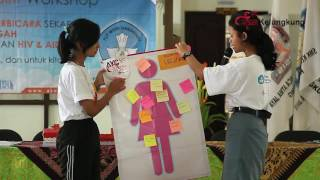 2016 - EduSpirit Workshop AYO! Kita Bicara HIV & AIDS (AYO UBUD)