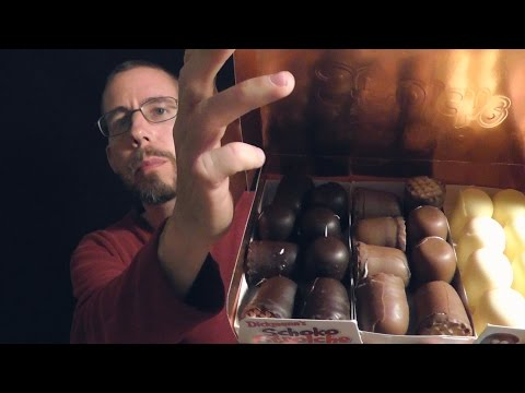 germany - For all of you chocolate (and gummy bear!) lovers out there, I perform a modest review and tasting of a small assortment of mostly chocolate candies plus some gummy bears, all purchased in...