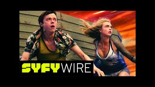 Dane DeHaan and Cara Delevigne, who play Valerian and Laureline in Valerian and the City of a Thousand Planets, talk about their characters' relationships and any potential future stories.►►Subscribe To SYFY Wire: http://po.st/SubscribeSYFYWireMore About Valerian and the City of a Thousand Planets:Valerian and the City of a Thousand Planets (French: Valérian et la Cité des mille planètes) is an upcoming English-language French science fiction action film written and directed by Luc Besson and co-produced by Besson and his wife Virginie Besson-Silla. The film is based on the French science fiction comics series Valérian and Laureline, written by Pierre Christin and illustrated by Jean-Claude Mézières. It stars Dane DeHaan as Valerian and Cara Delevingne as Laureline, with Clive Owen, Rihanna, Ethan Hawke, Herbie Hancock, Kris Wu and Rutger Hauer in supporting roles.SYFY WIRE is a fan-first genre news and editorial destination dedicated to covering science fiction and nerd culture across TV, Film, Books, Comics, space and technology with up-to-the-minute news, in-depth analysis and content that drives conversation and debate.Visit SYFYWIRE.com: po.st/SYFYWIREFind SYFYWIRE on Facebook: po.st/LikeSYFYWIREFollow SYFYWIRE on Twitter: po.st/FollowSYFYWIREValerian's Dane DeHaan and Cara Delevigne on Valerian, Laureline and Possible Sequels  SYFY WIREhttps://www.youtube.com/channel/UC985XM8r_uh-_znGrj8HG9w