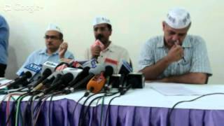 Expose' of Kapil Sibal by Arvind Kejriwal and Prashant Bhushan