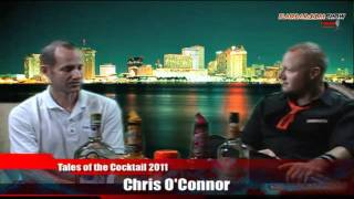 Flairbar.com Show with Chris O'Connor @ Tales of the Cocktail 2011! Part 2