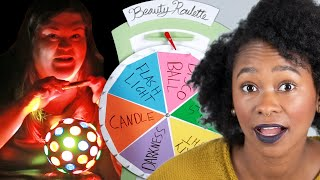 Video We Tried Doing Makeup In Bad Lighting • Beauty Roulette MP3, 3GP, MP4, WEBM, AVI, FLV Maret 2019