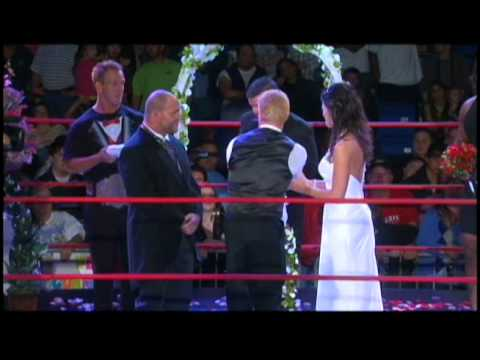 0 Kurt Angle Crashes Jeff & Karen Jarretts Wedding