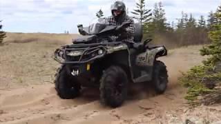 6. Can-Am Outlander MAX XT 650