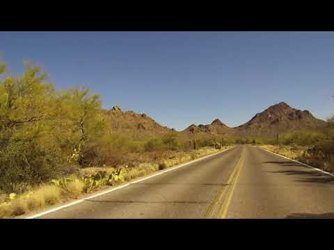 Tucson Ntnl Park (видео)