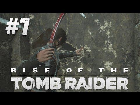 [GEJMR] Rise of the Tomb Raider - EP 7 - Hrobka a Věže!