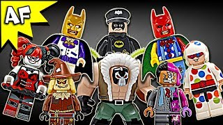 Which are your favorites minifigs? ▻ Get Lego Batman minifigures at http://amzn.to/2hZIDBn ▻ Buy Custom Lego & Brick Lights ...