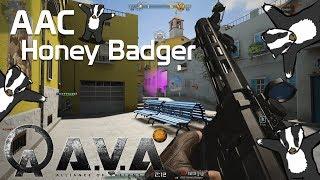Video [AVA] AAC Honey Badger Play Clip - 아바온라인 허니뱃저 / 벌꿀 오소리 (Alliance of Valiant Arms / 戰地之王) MP3, 3GP, MP4, WEBM, AVI, FLV Oktober 2018