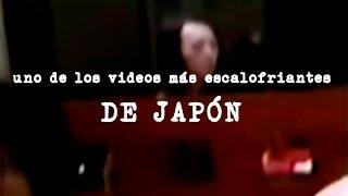 Uno de los videos más escalofriantes de Japón