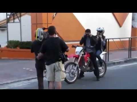 The Bourne Legacy Behind The Scenes (Manila Scenes)