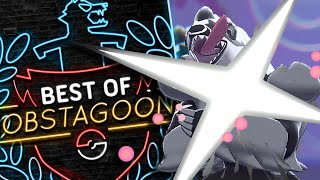 THE BEST OF OBSTAGOON! Pokemon Sword and Shield Wi-Fi Battles! by PokeaimMD