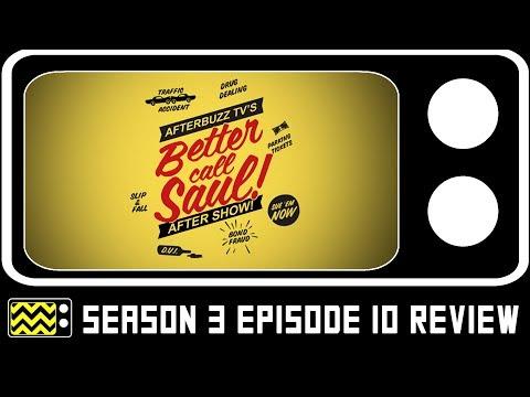 Better Call Saul Season 3 Episode 10 Review & After Show   AfterBuzz TV