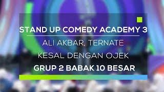 Video Stand Up Comedy Academy 3 : Ali Akbar, Ternate - Kesal Dengan Ojek MP3, 3GP, MP4, WEBM, AVI, FLV Oktober 2017