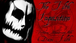 Dani Filth answers YOUR questions!