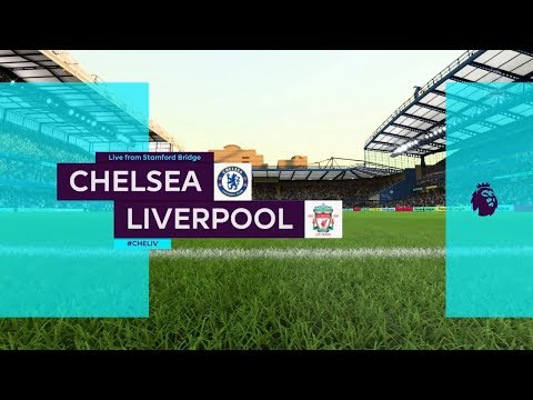 Chelsea Vs Liverpool | Premier League (Matchweek 7) | Line-up Prediction & Simulation Match
